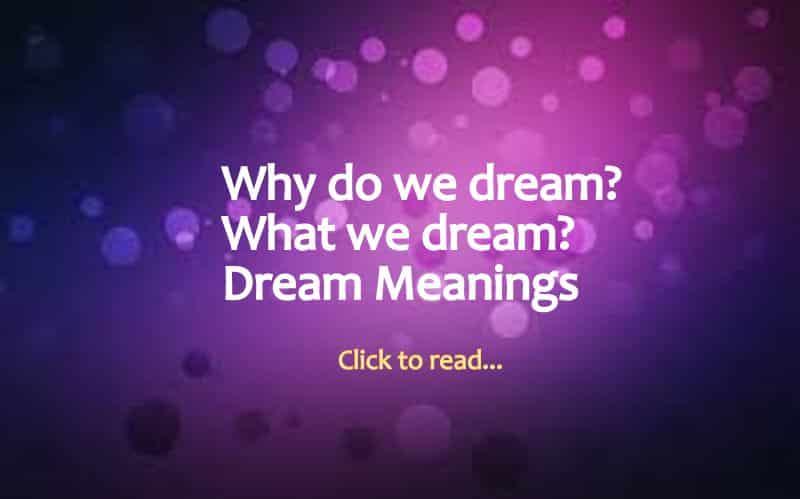 Dream Meaning About Sky God Fire Water Moon Rainbow Life In Vedas