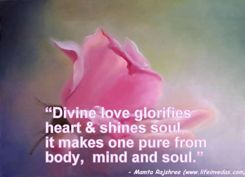 Sweets Love Quotes Life In Vedas Enchanting Divine Love Quotes