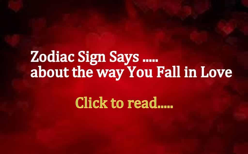 12 Zodiac Love Signs Life In Vedas
