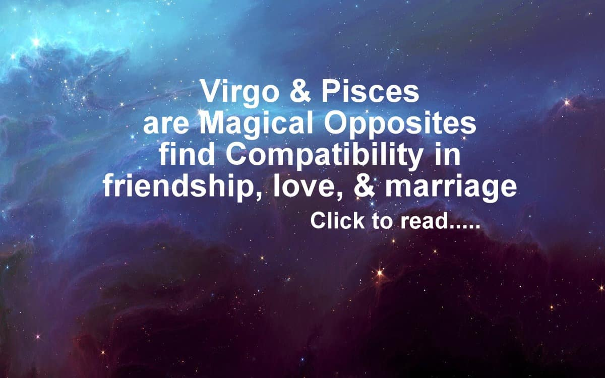 Is Virgo and Pisces compatible? 34