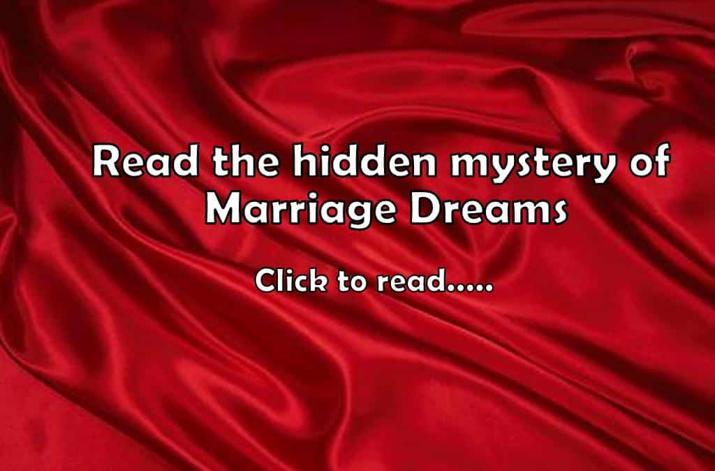 21 Dream Marriage Meaning Life In Vedas