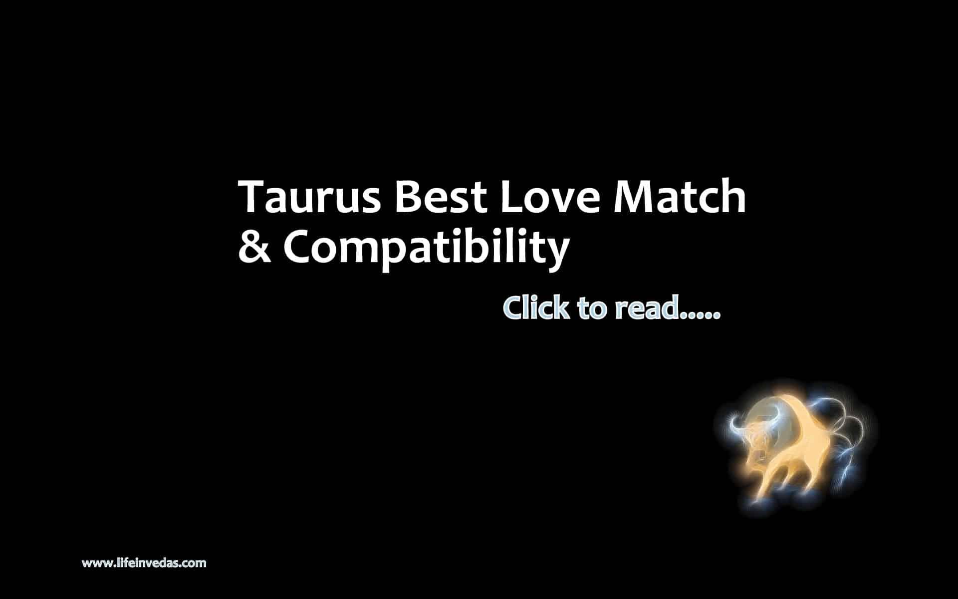 Best match with taurus
