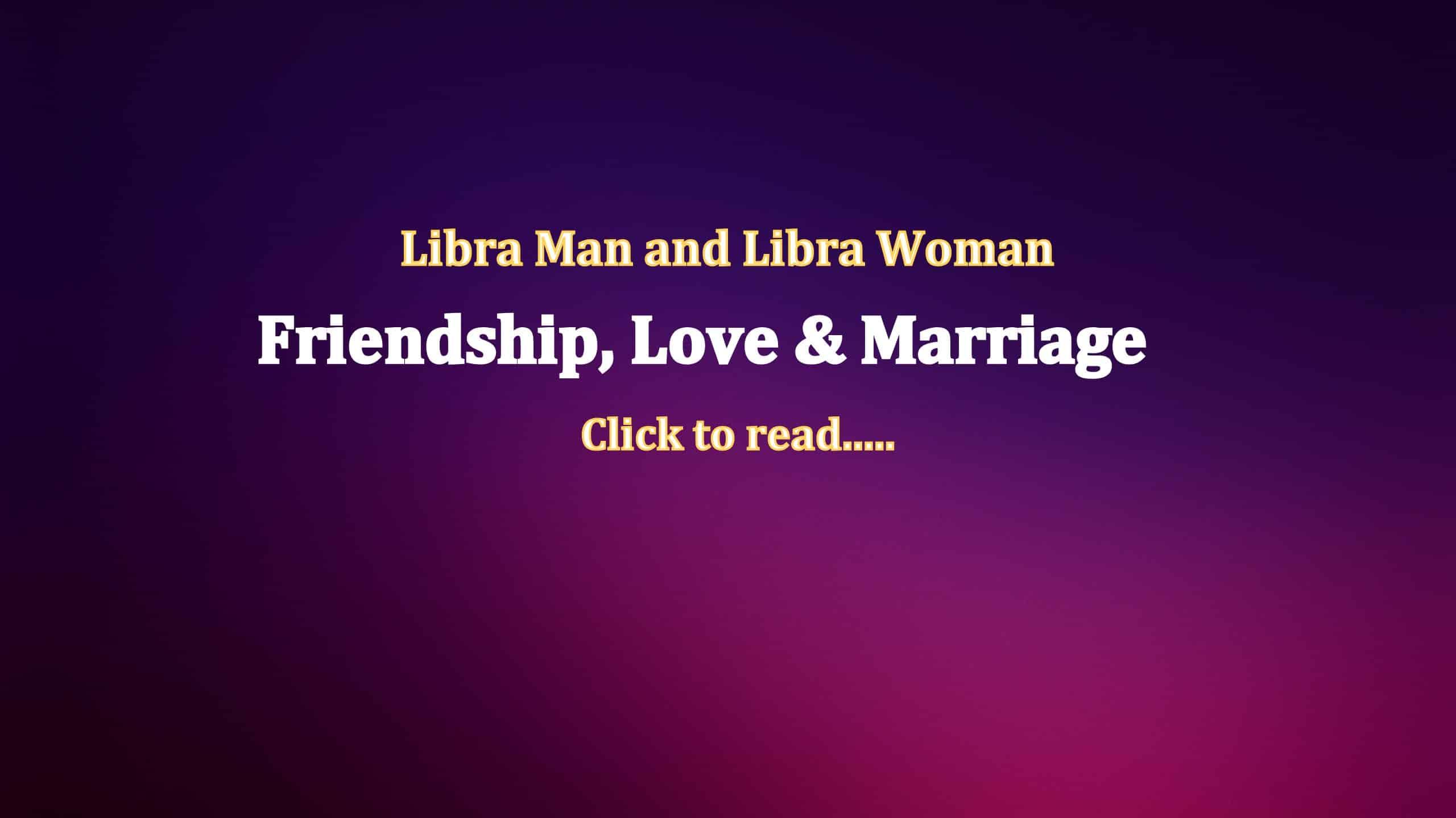 Libra and Libra compatibility Compatibility in Love
