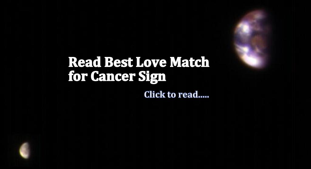Cancer Man Woman Best Love Match For Marriage